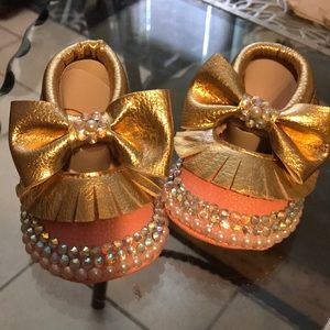 Other - Beautiful baby 🍼 Moccasins 💎